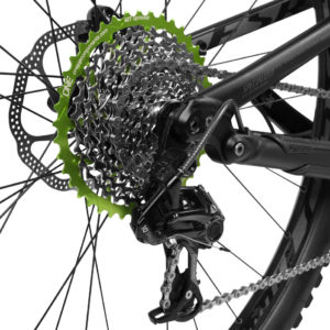OneUp-Components-42T-Sprocket-green-Specialized-2013-Stumpjumper-FSR-Comp-EVO-29-cassette-